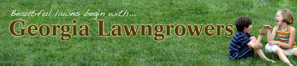 Beautiful Lawns begin with Georgia Lawngrowers
