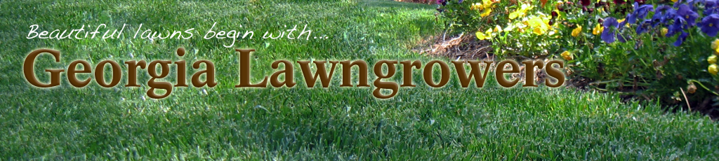 Beautiful Lawns start with Georgia Lawngrowers